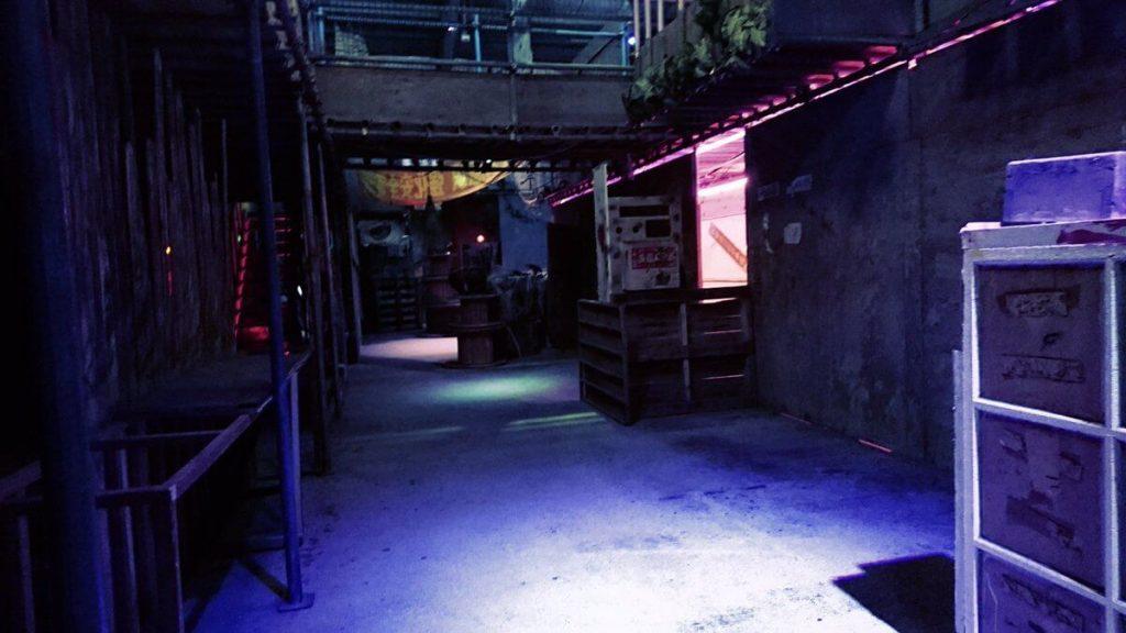 九龍 戦闘市街区のフィールド写真