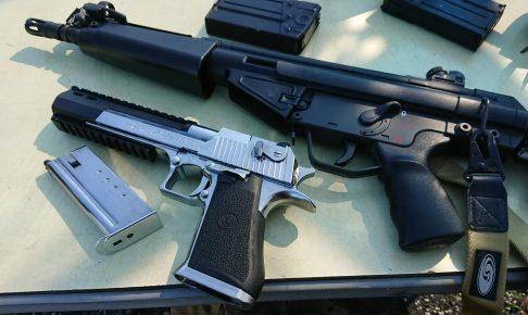 サバゲー用のおすすめ銃を紹介