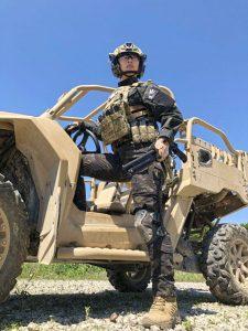 サバゲーでの米軍装備の例