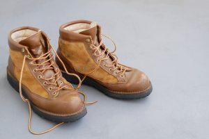 軍用靴の画像