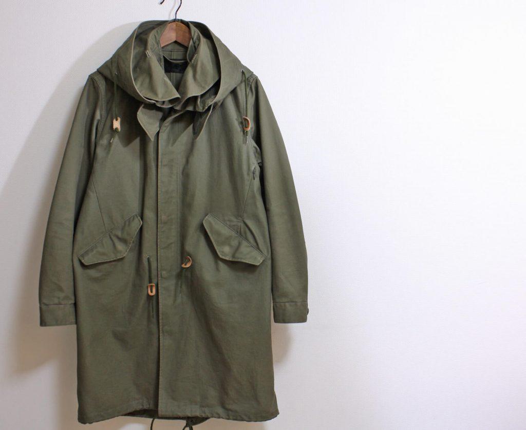 軍用コート