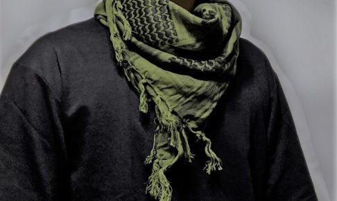アフガンストール